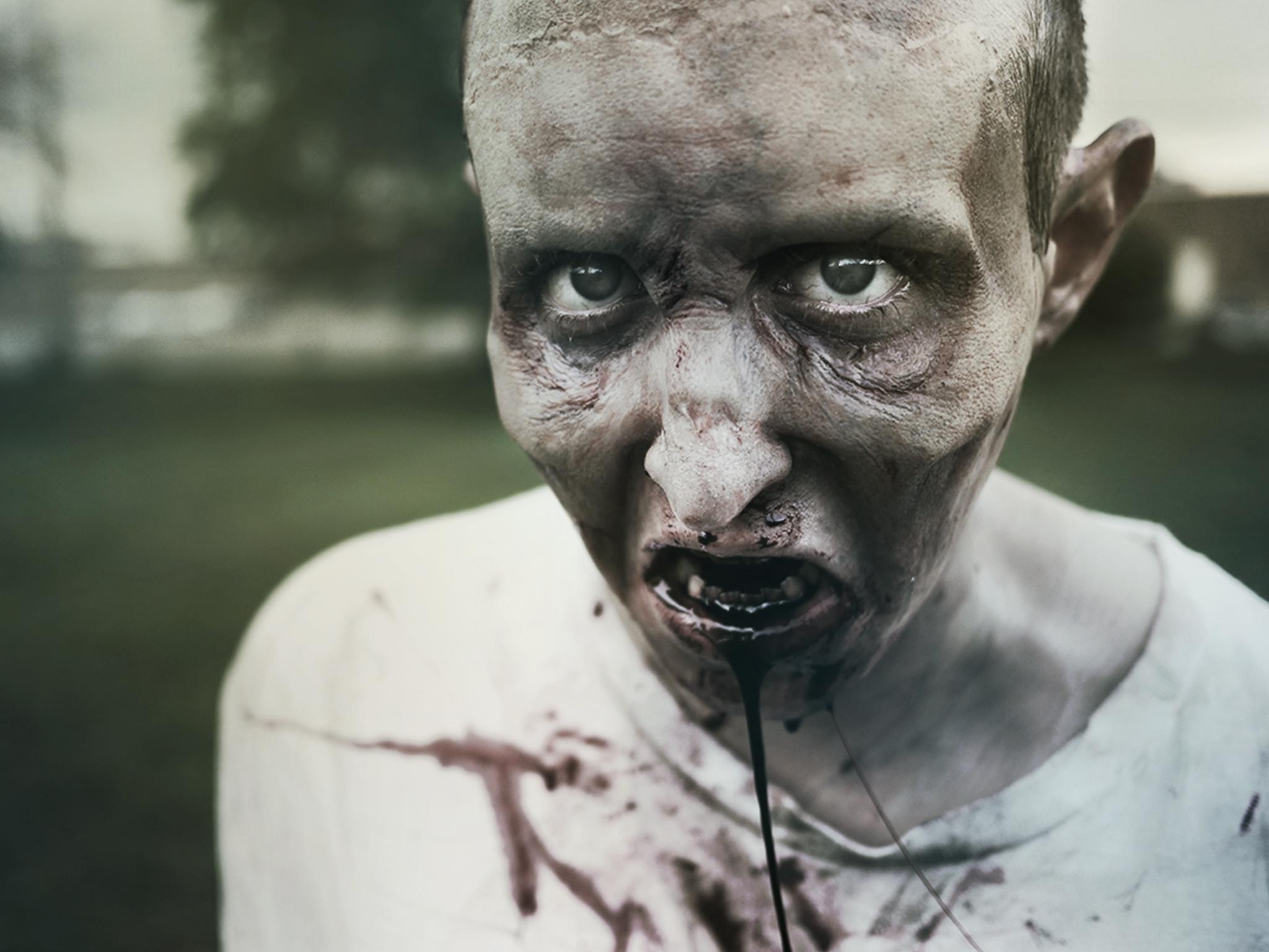 Slide - Zombie 3